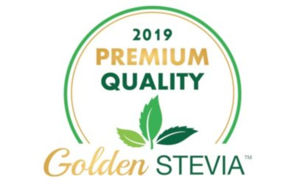 Golden Stevia gives out recognition badges, certificates and awards